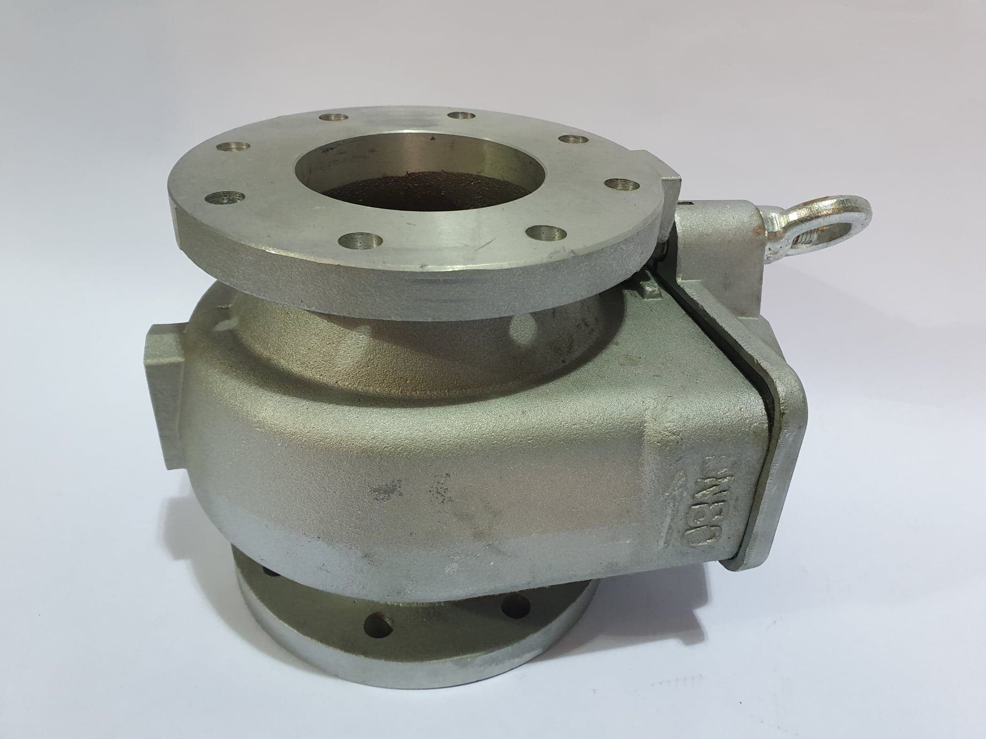 In Line Filter Assy Complete  (80 Mesh)