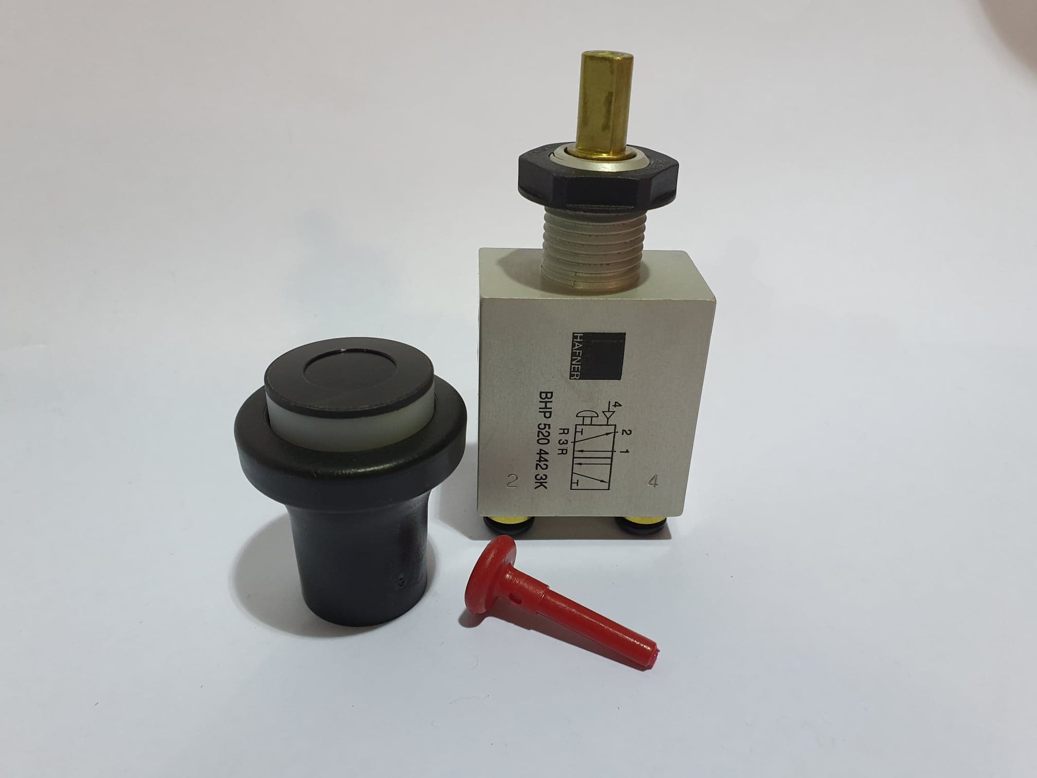 Foot Valve Push/Pull Valve-Switch