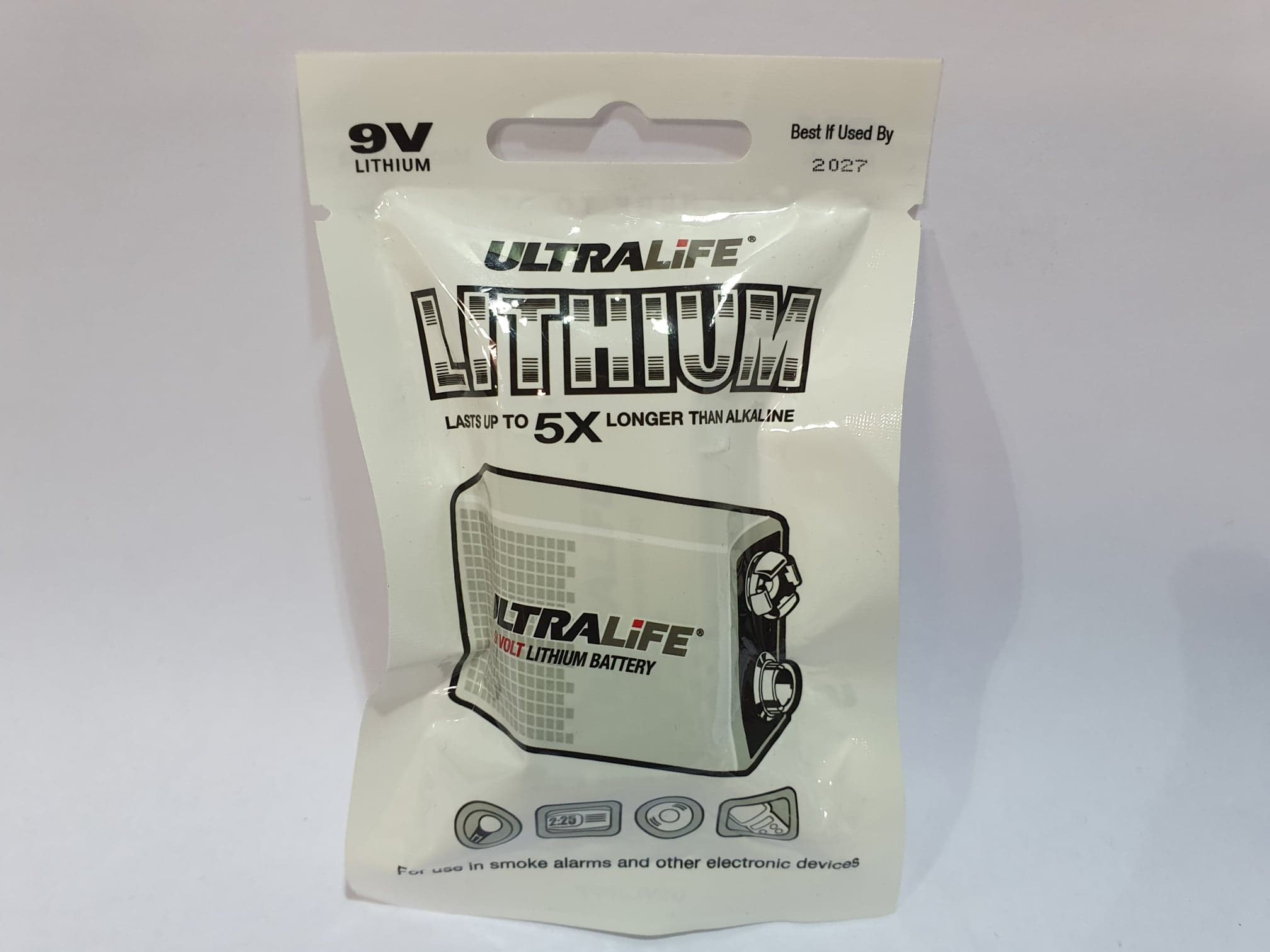 LITHIUM LC3 LECTROCOUNT DISPLAY BATTERY